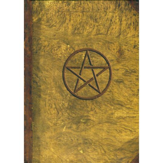 Grimoire - Carnet Journal magique