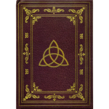 Grimoire - Carnet Journal wicca