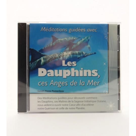 CD - Méditations guidées avec les dauphins