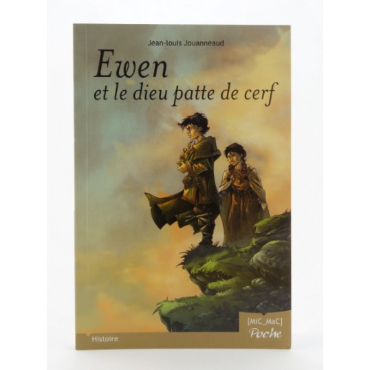 Roman - Ewen et le dieu patte de cerf