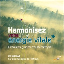 CD - Harmonisez votre énergie vitale