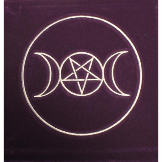 Tapis de divination - Symbole Païen