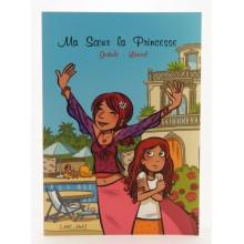 Roman - Ma soeur la princesse