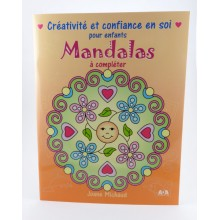 J. Michaud, Mandala - créativité et confiance en soi