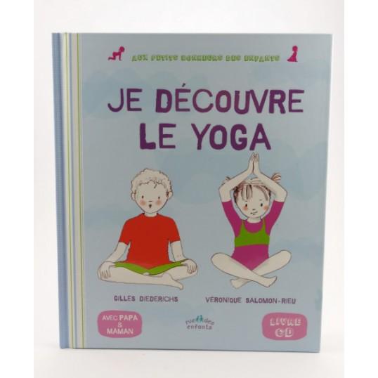 G. Diederichs et V. Salomon-Rieu, Je découvre le yoga