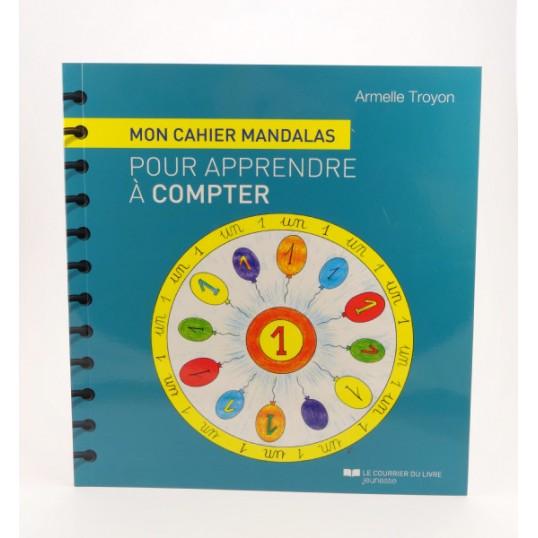 Mon cahier mandala pour apprendre à compter
