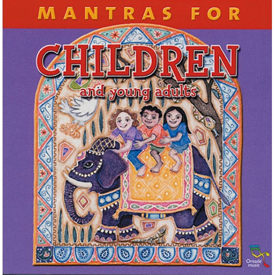 CD - Mantras for Children and Young Adults