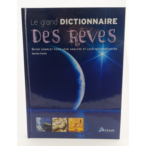 m clarke le grand dictionnaire des r ves espace aether. Black Bedroom Furniture Sets. Home Design Ideas