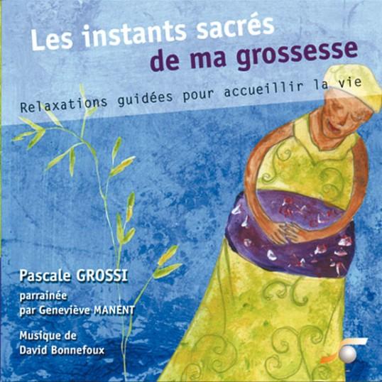 CD - Les Instants Sacré de ma Grossesse