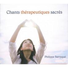 CD - Chants Thérapeutiques Sacrés