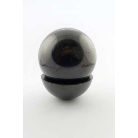 Shungite - Sphère polie 20 cm