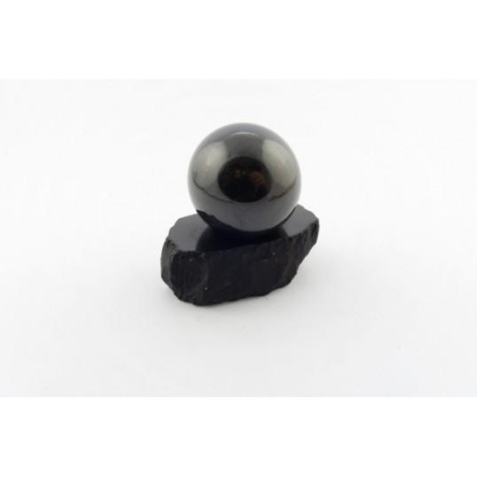 Shungite - Sphère polie 7 cm