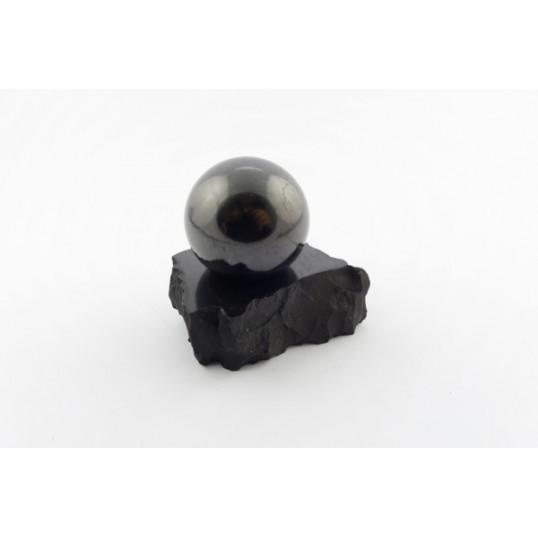 Shungite - Sphère polie 5 cm