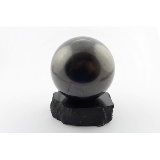 Shungite - Sphère polie 10 cm