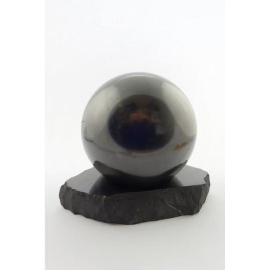 Shungite - Sphère polie 15 cm