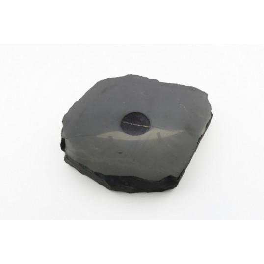 Shungite - Support de sphère 6-8 cm