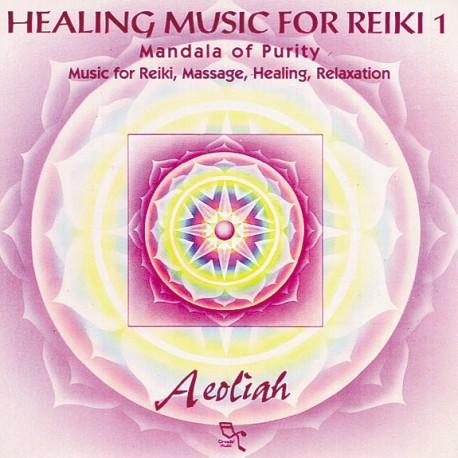 Healing Music For Reiki Vol 1