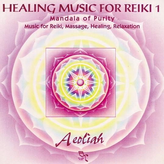 CD - Healing Music for Reiki - Vol 1