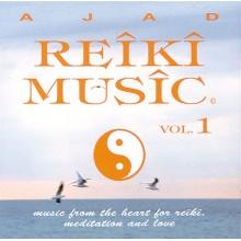 CD - Reiki Music - Vol 1