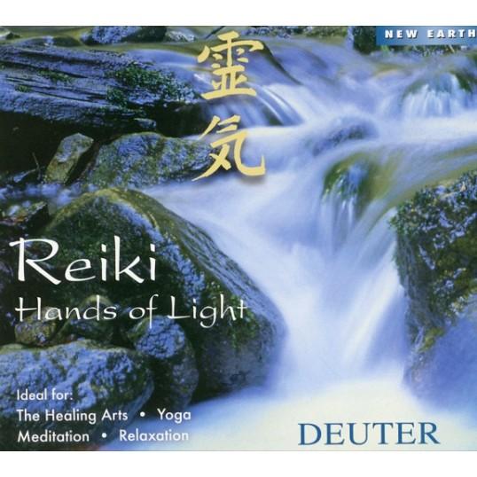 CD - Reiki Hands of Light