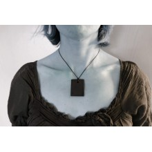 Shungite - Pendentif Rectangle