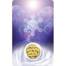 Carte médaille - Archange Haniel