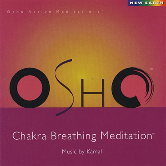 CD - Osho Chakra Breathing Meditation