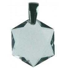 Pendentif - Sceau de Salomon hexagonal