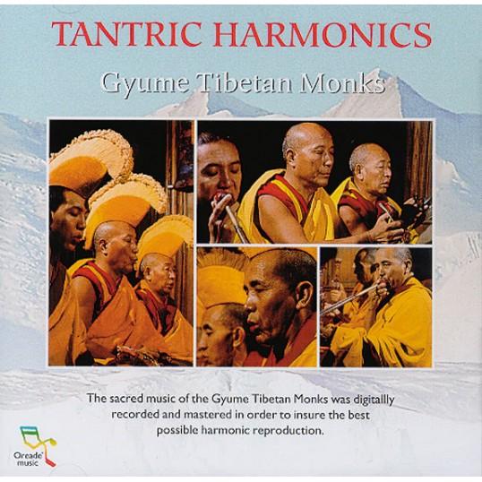 CD - Tantric Harmonics