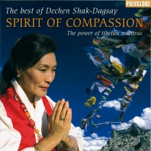 CD - Spirit of Compassion - Best of