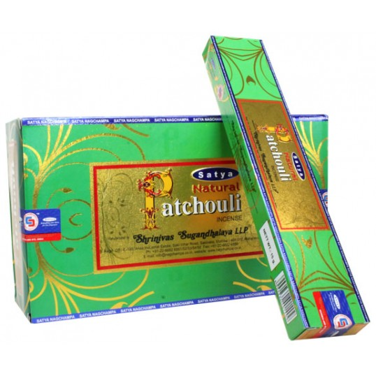 Encens - Natural satya Patchouli - 15g