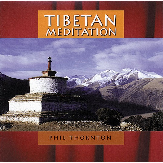 CD - Tibetan Meditation