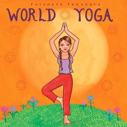 CD - World Yoga