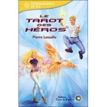 Coffret - Le tarot des héros (livre+jeu)