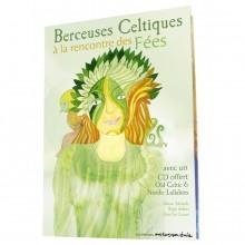 Coffret livre+CD - Berceuses céltiques