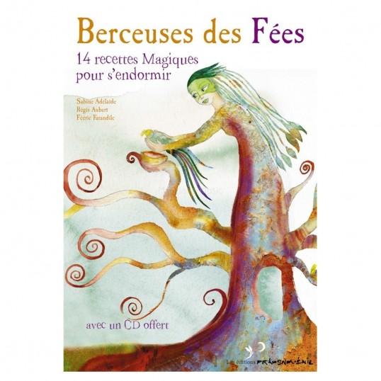 Coffret livre + CD Berceuses des fées