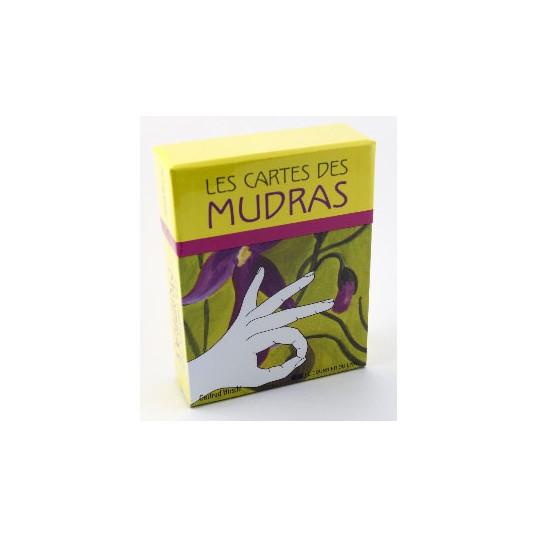 Coffret les cartes Mudras