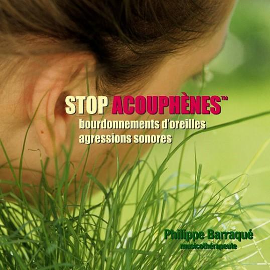 CD - stop acouphènes