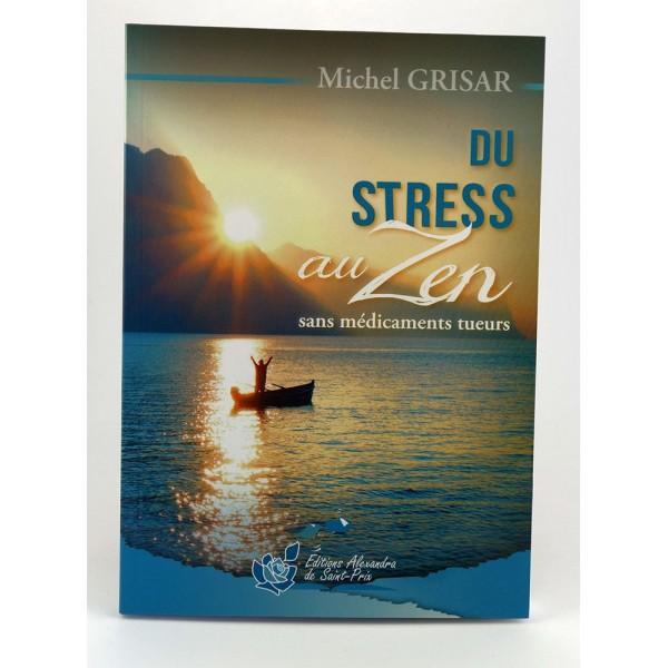 Livre Du Stress Au Zen