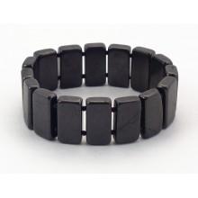 "Shungite - bracelet ""rectangle"""