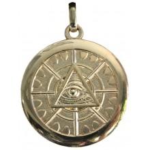 Médaille - Oeil d'Horus