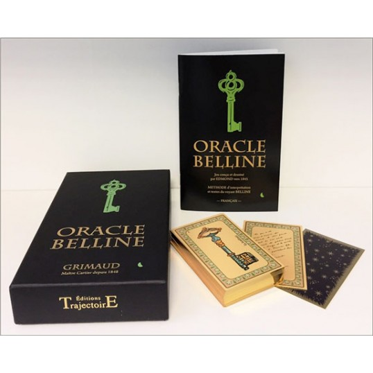 Coffret luxe Or - Oracle Belline
