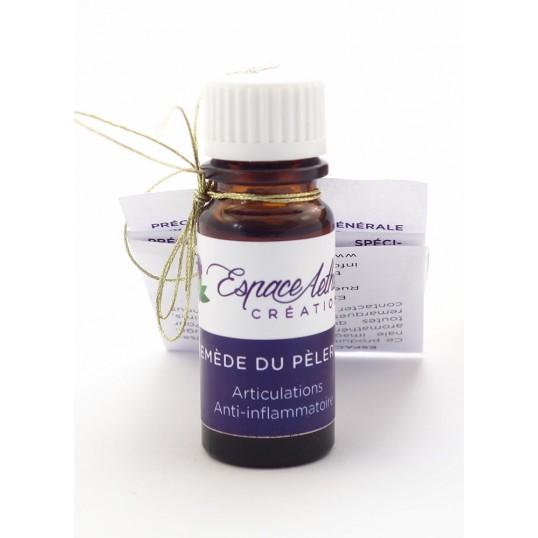 Synergie d'huiles essentielles - Confort articulaire