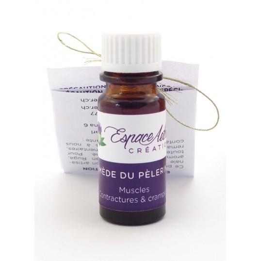 Synergie d'huiles essentielles - Confort musculaire