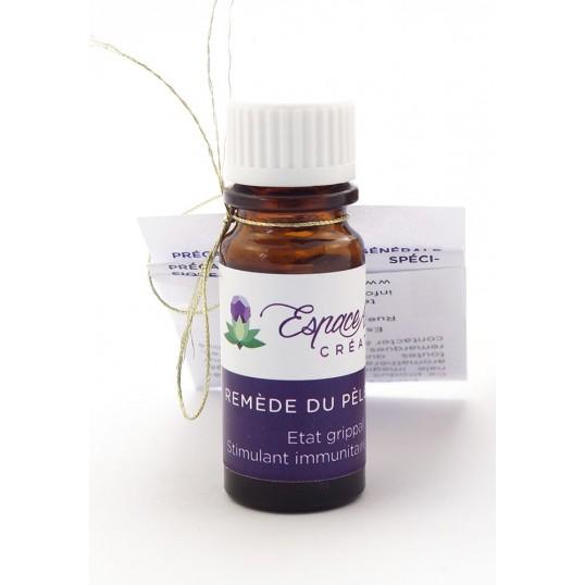 Synergie d'huiles essentielles - Système immunitaire