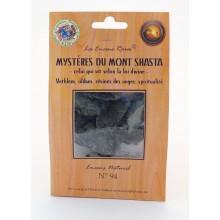 Encens rare - Mystères du mont Shasta