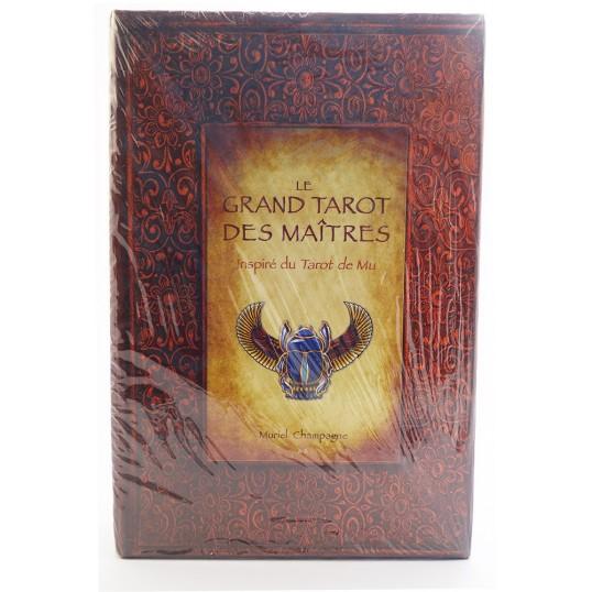 Grand Tarot des Maîtres - Inspiré du Tarot de MU