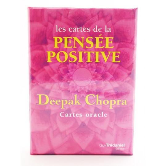 Oracle - Cartes de la pensée positive