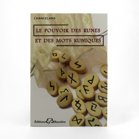 Livre - Pouvoir des Runes et des Mots Runiques