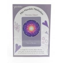 Carte Méditation Yandala - Nouveau départ